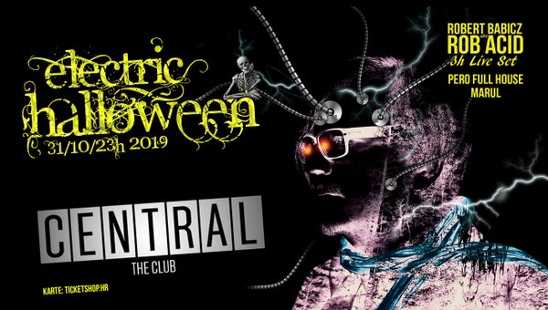 Electric Halloween 2019
