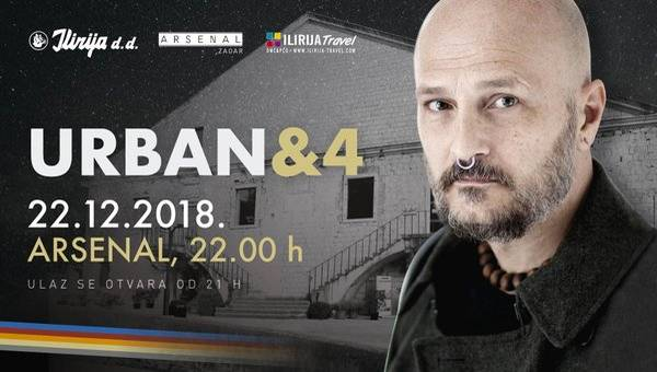 Urban & 4 - Arsenal Zadar