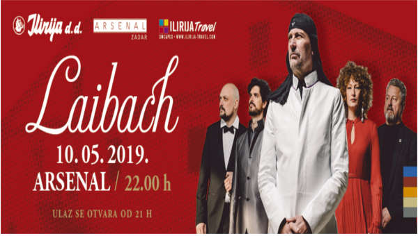 Laibach, The Sound of Music - Arsenal Zadar