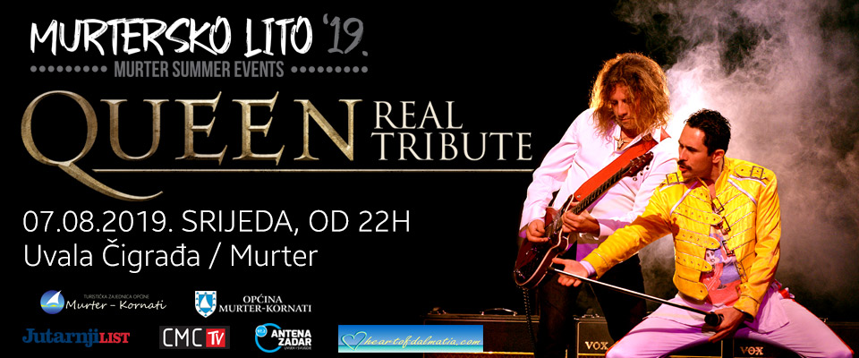 Queen Real Tribute - Murtersko Lito 2019