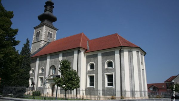 Crkva uznesenja BDM na nebo, Biškupec