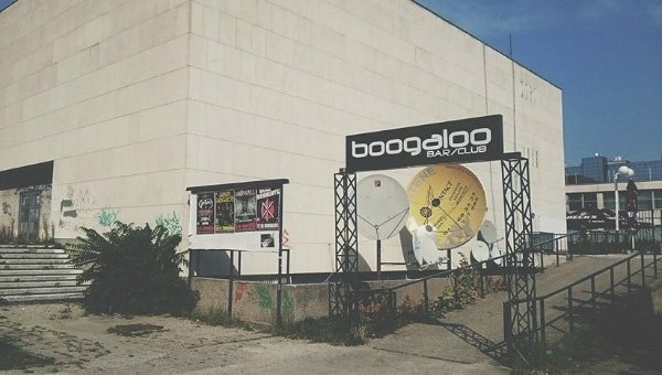 Boogaloo Club