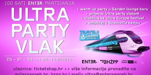Ultra Party Vlak